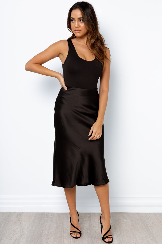 Sabine Skirt - Black