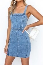 Jamie Denim Dress