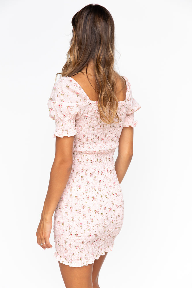 Dream Girl Dress - Pink