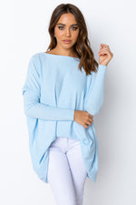 Larosa Knit - Sky Blue