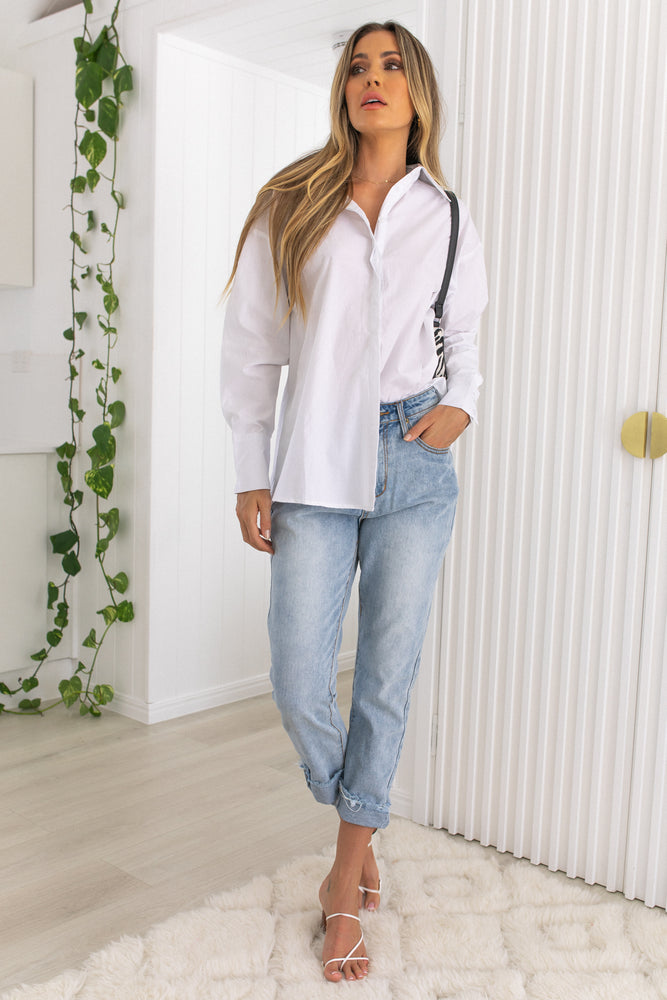 Silas Knit - Ivory