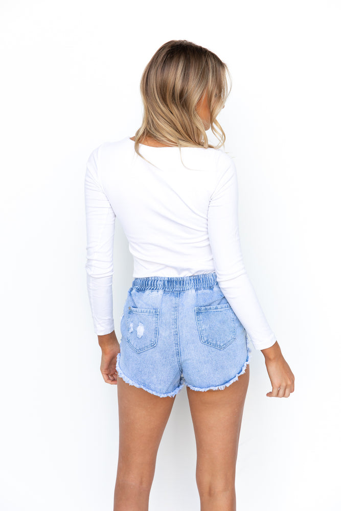 Kirra Denim Shorts