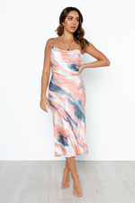Indy Slip Dress - Tie Dye