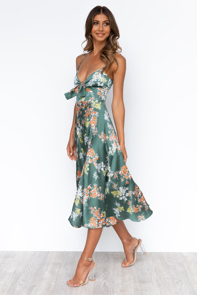 Zazu Dress - Teal