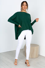 Larosa Knit - Emerald