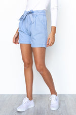 Cannes Shorts - Light Blue