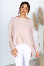 Larosa Knit - Blush