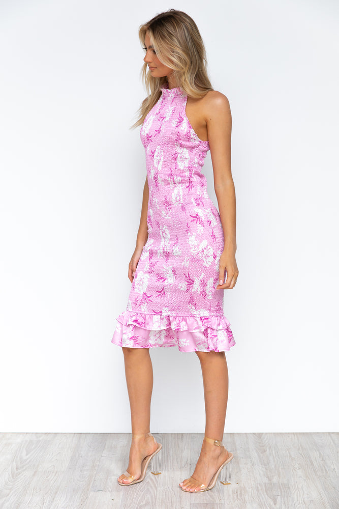 Tully Dress - Pink