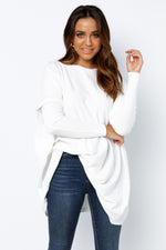 Larosa Knit - White
