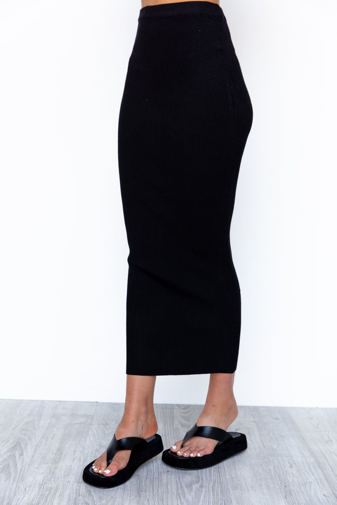 Meeka Skirt - Black