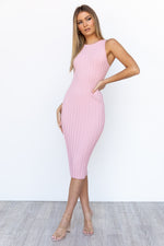 Emmy Dress - Blush
