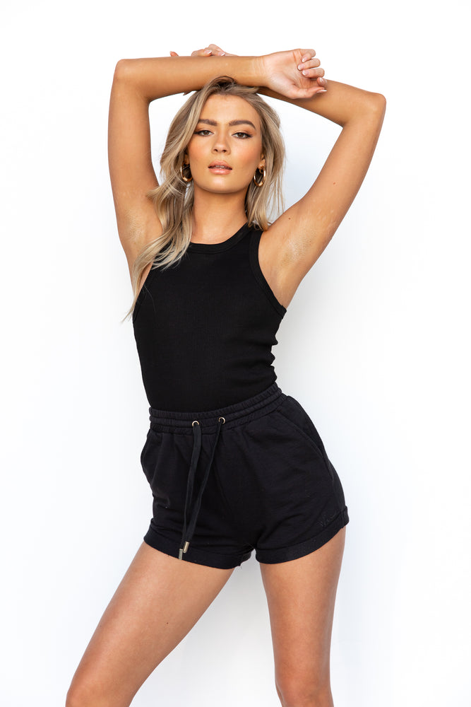 Tenley Shorts - Black