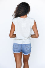 Omar Denim Shorts