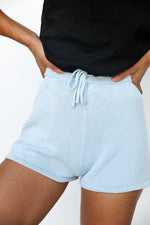 Tully Shorts - Blue
