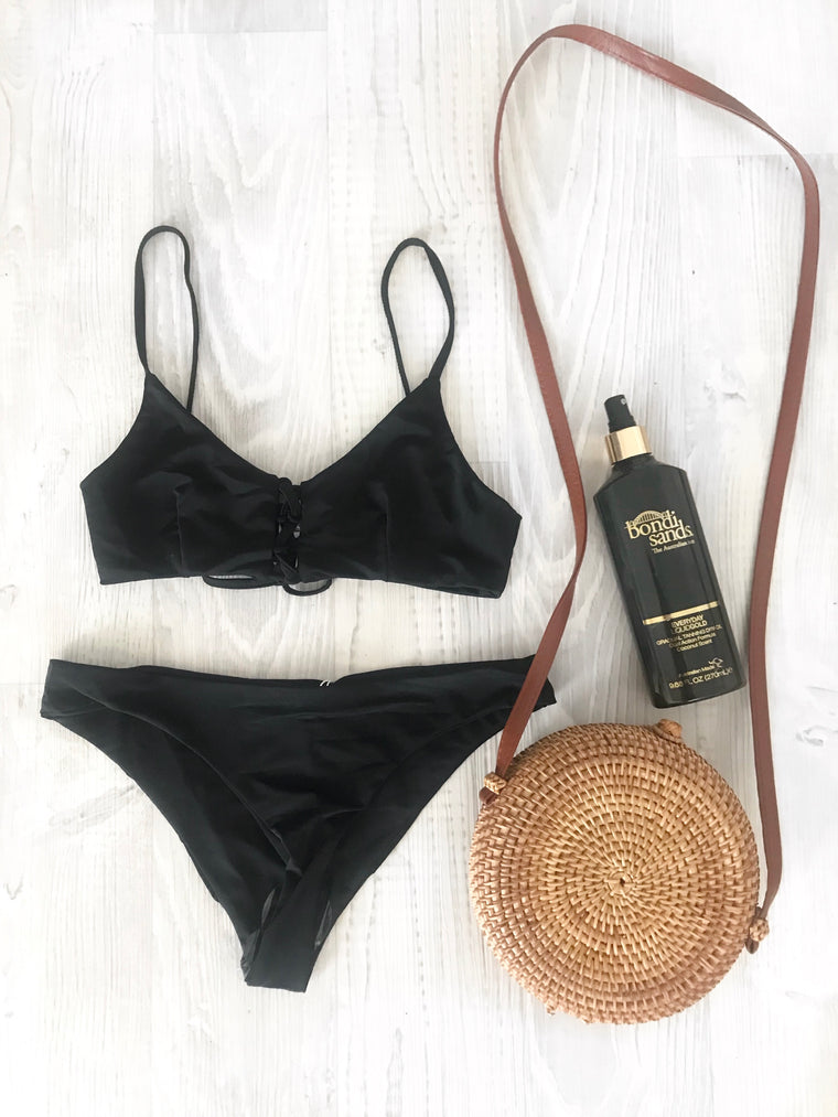 The O.G Bikini - Black