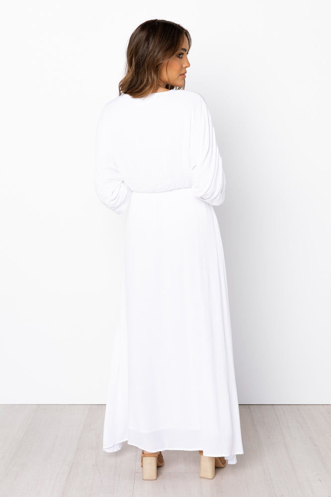 Verity Maxi Dress - White