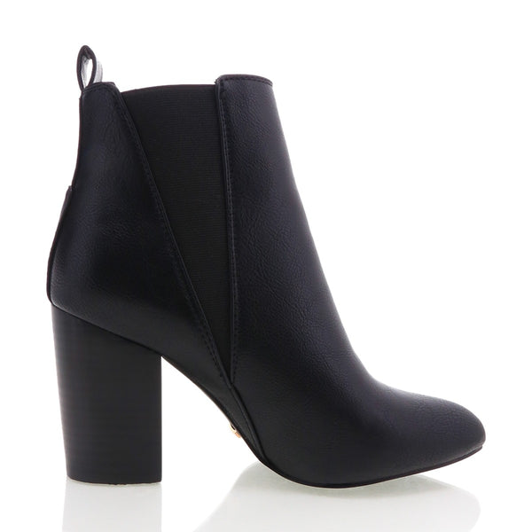 Jonte Boots - Black -Billini