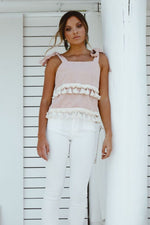 Layla Top - Pink - STYLE STRUCK