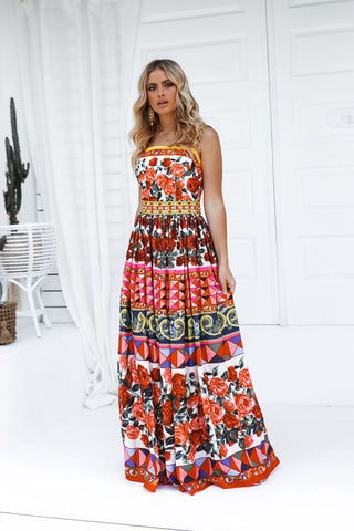 BEST SELLER ALERT!  Introducing our Wild Flower Maxi Dress - The most ...