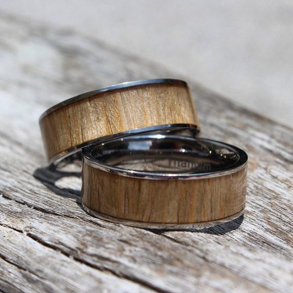 Drift Wood Ring