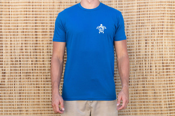 Pacific Blue Tee