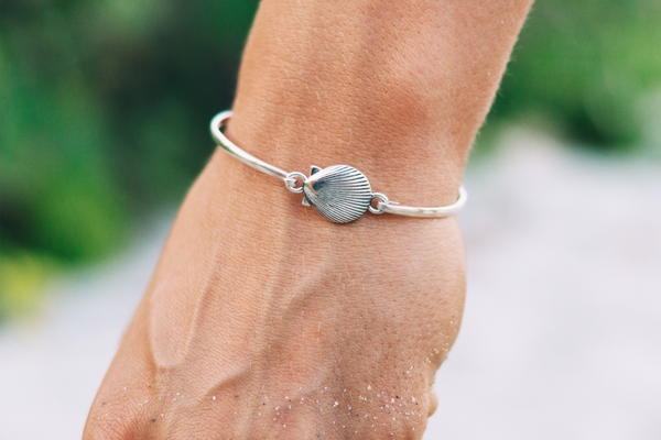 Sea Shell Bangle