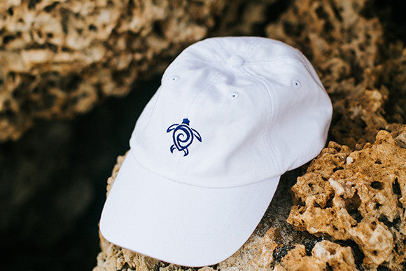 Shelly White Devocean Cap