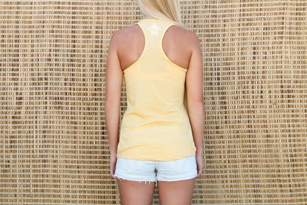 Pineapple Yellow Tank