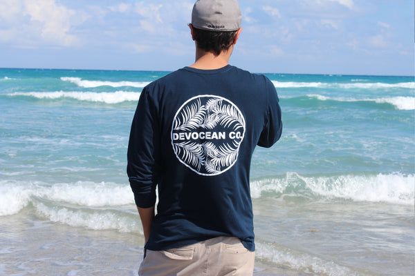 Paradise Palm Long Sleeve