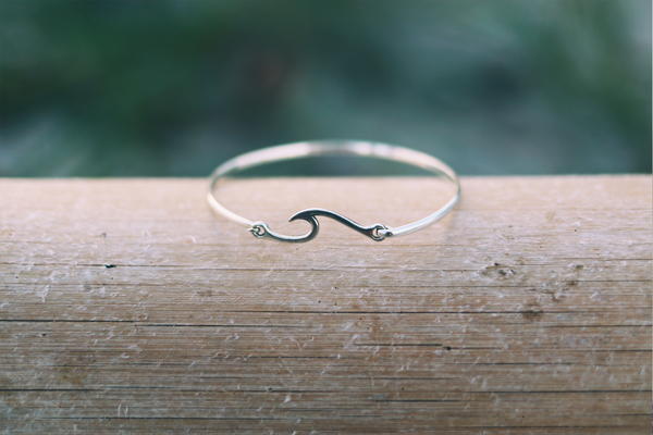 Devocean Wave Bangle