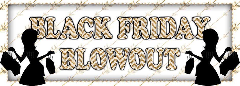 Black Friday BLOWOUT Sale - EXTRA 30% OFF