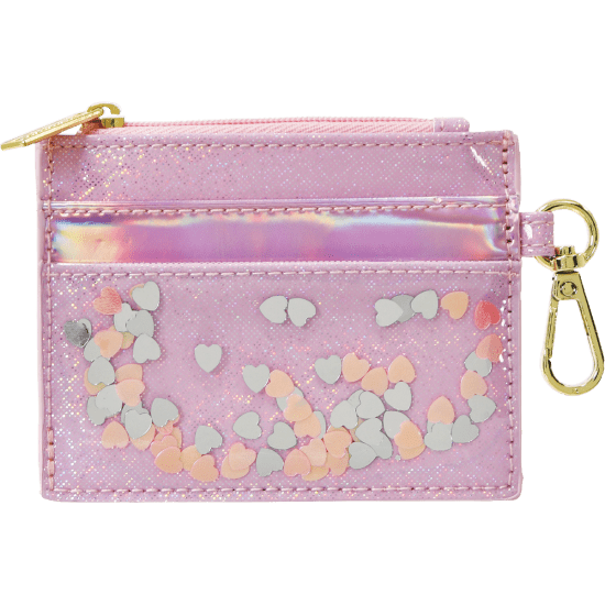 iScream | Heart Confetti Cardholder Wallet