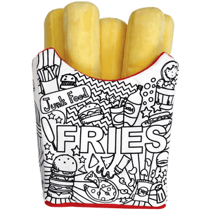 iScream | Fries Color Me Pillow