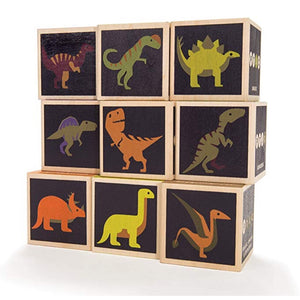 Uncle Goose | Dinosaur Blocks