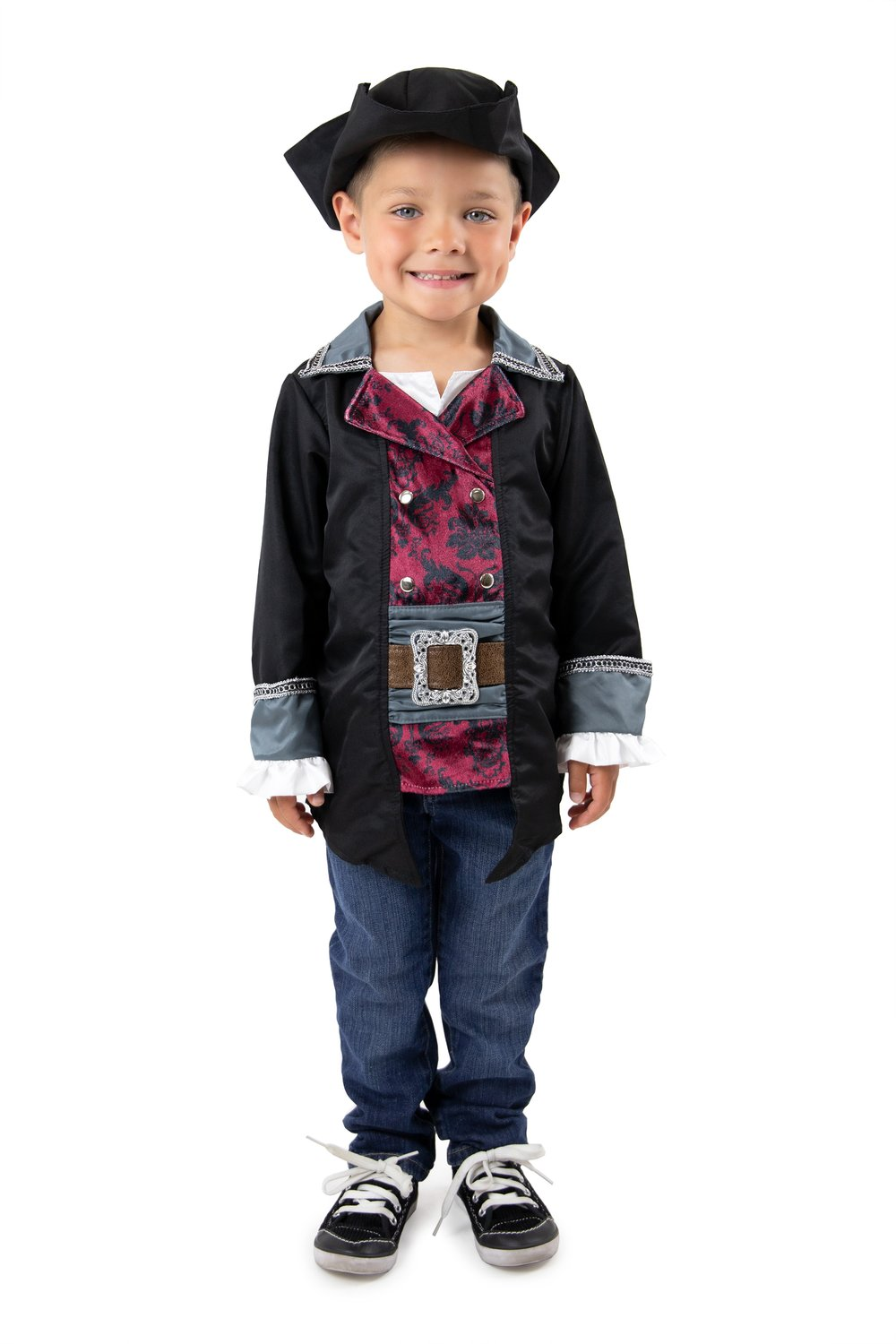 Little Adventures Pirate Captain Dress Up Costume