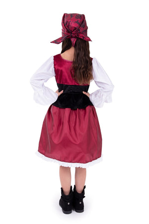 Little Adventures Pirate Princess Dress Up Costume