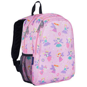 "Wildkin Olive Kids Fairies 15"" Backpack"