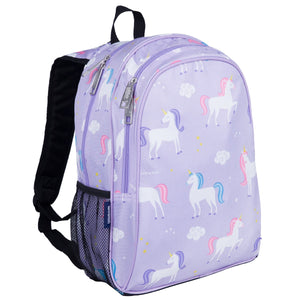 "Wildkin Olive Kids Unicorn 15"" Backpack"