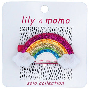 Lily & Momo Solo Collection | Over the Rainbow Hair Clip