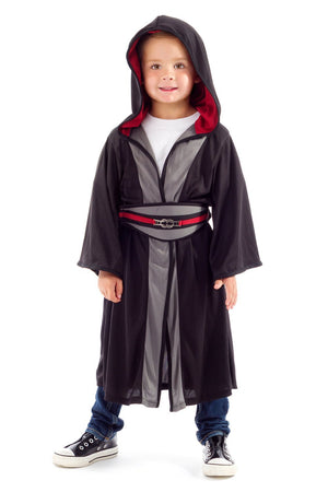 Little Adventures Galactic Villain Cloak Dress Up Costume