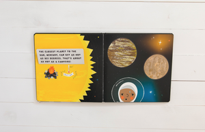 Lucy Darling | 3-2-1 Blast Off! A Journey to Our Solar System : A Lift the Flap Board Book