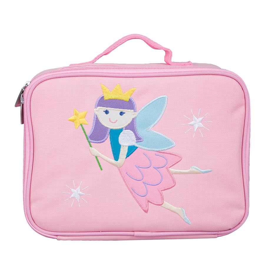 Wildkin Olive Kids Fairies Embroidered Appliqué Lunch Box