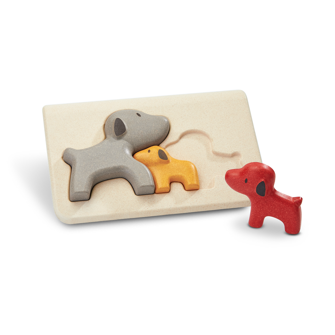 Plan Toys | Dog Puzzle