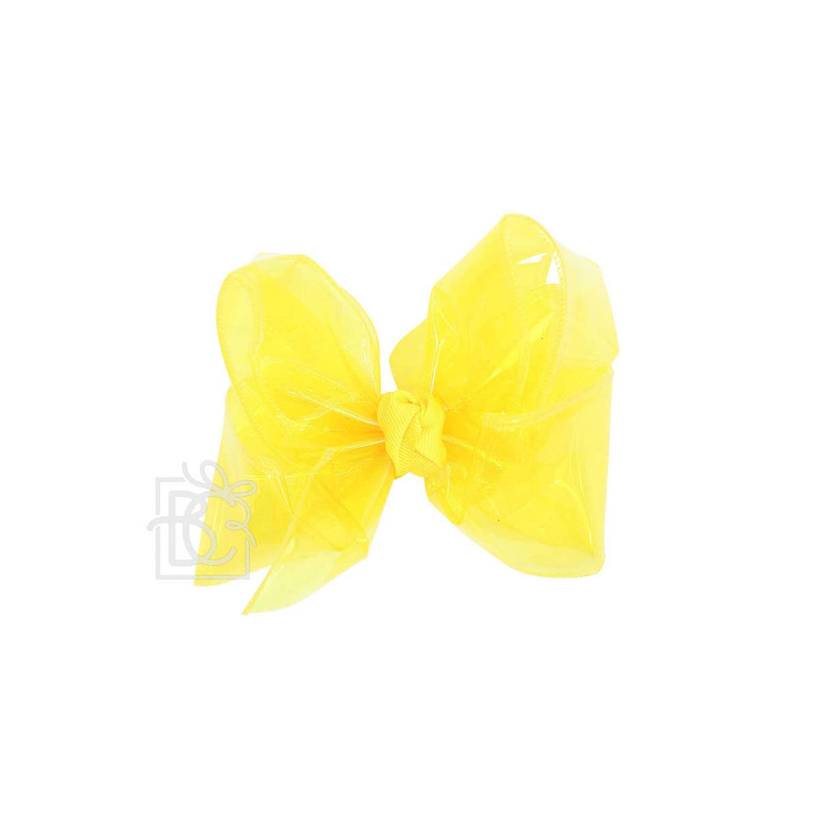 "5.5"" Waterproof Hair Bow on Clip 