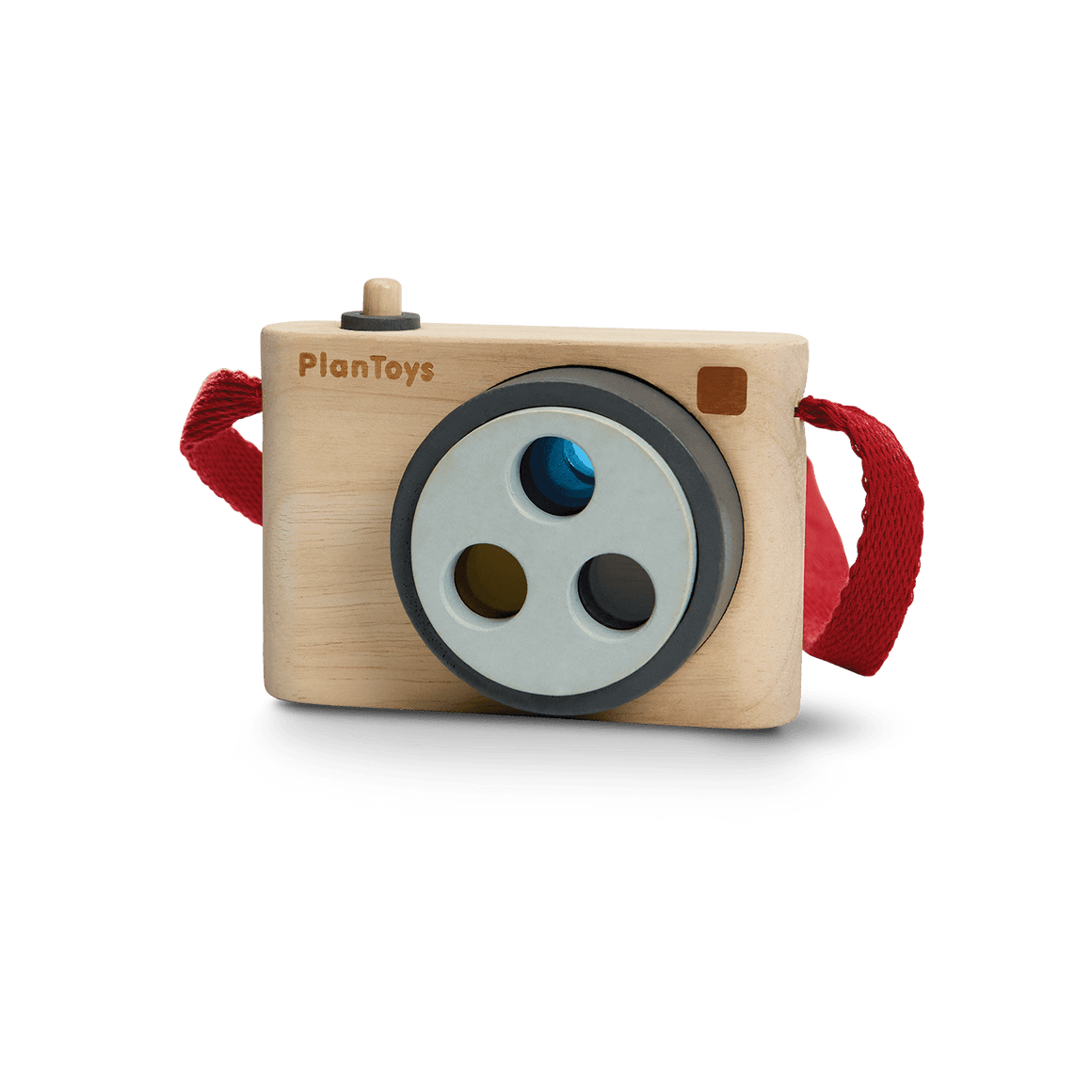 Plan Toys | Colored Snap Camera