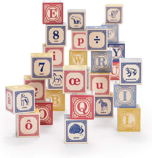 Uncle Goose | French Blocks set of 28