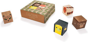 Uncle Goose | Cubelings Jungle Blocks MADE IN THE USA