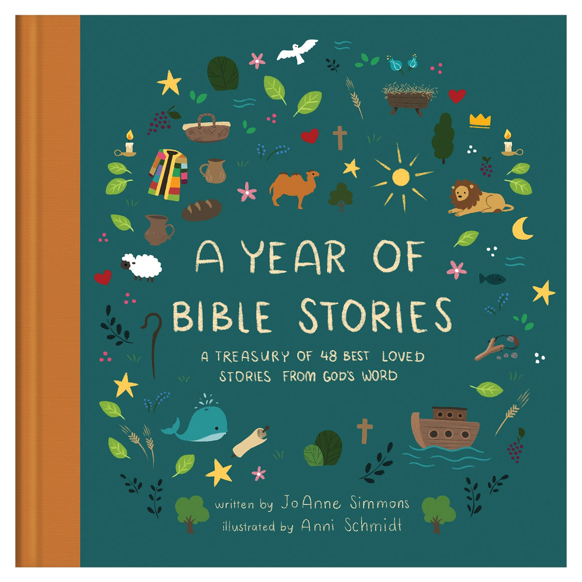 'A Year of Bible Stories ' Book | Jo Anne Simmons