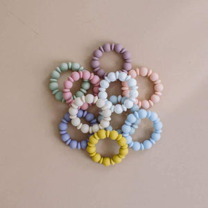 Baby Bar & Co by Three Hearts | Adelia Teething Ring and Bracelet