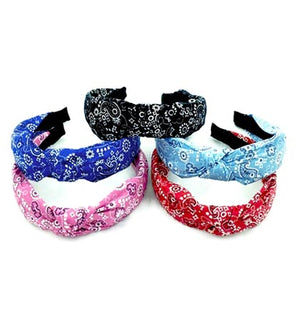 Top Trenz | Bandana Knot Headbands